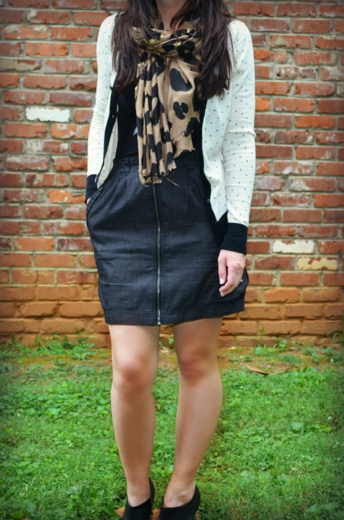 transitional skirt
