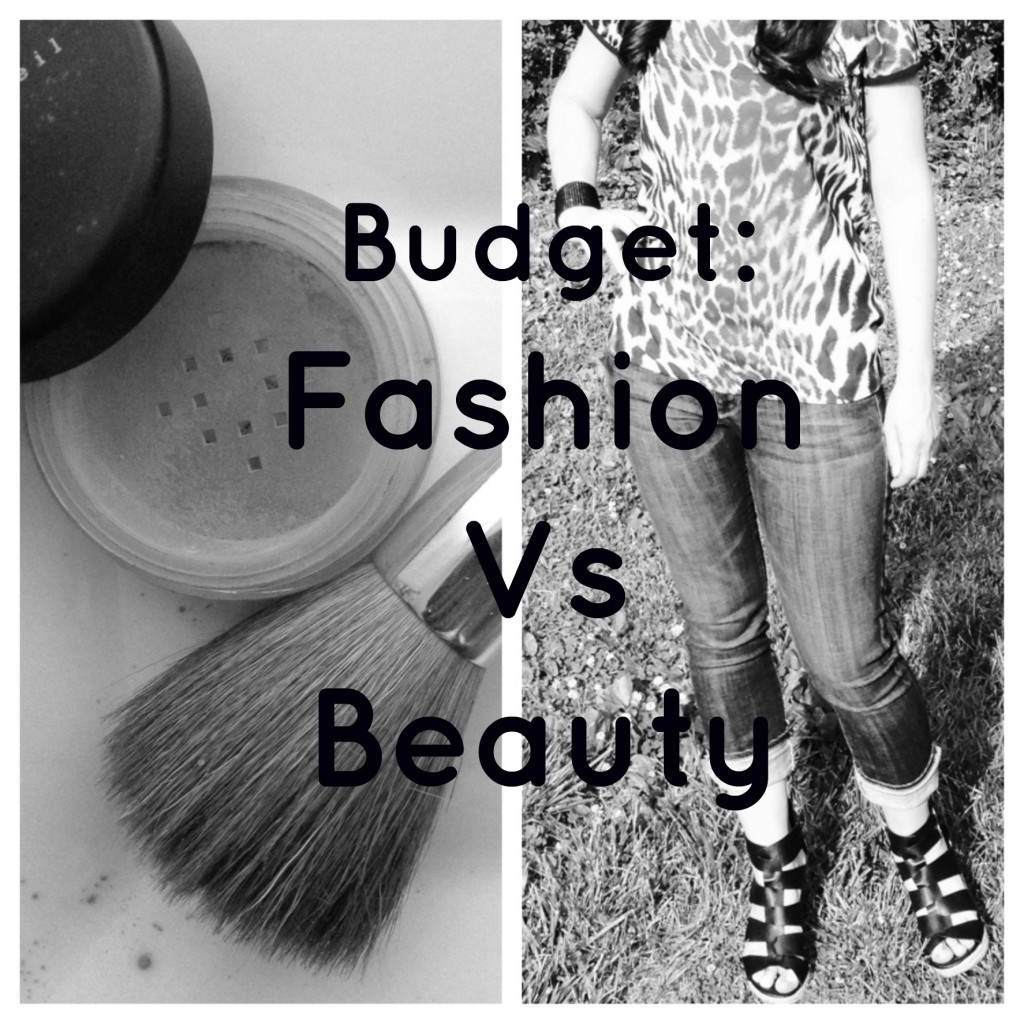 fashion budget