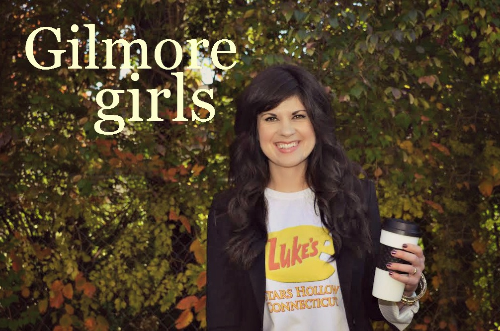 costume, easy costume, halloween costume ideas, gilmore girls, gilmore girls costume, loralie gilmore