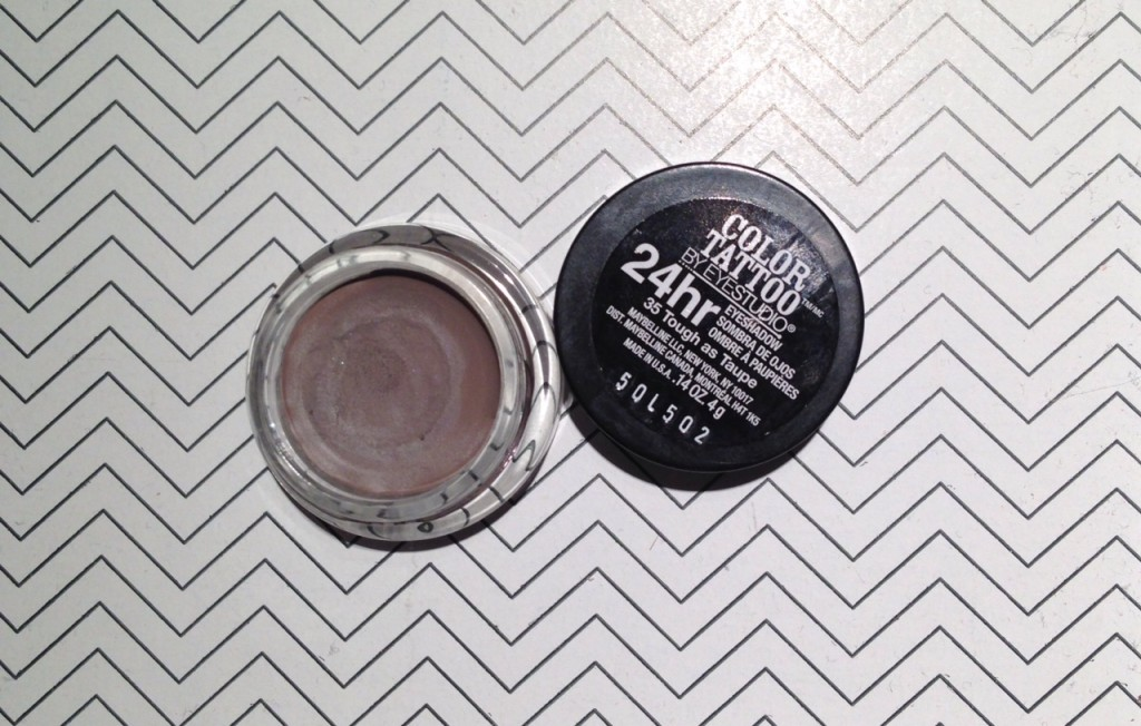 beauty, beauty product review, product review, eye shadow, taupe, beauty blog