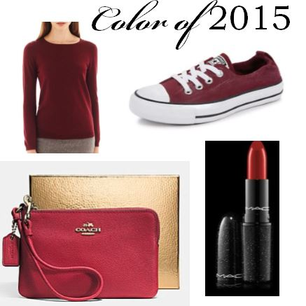 rack room shoes, dillards, color of the year, coach, mac makeup, lipstick, purse, shoes, color of the year stuff