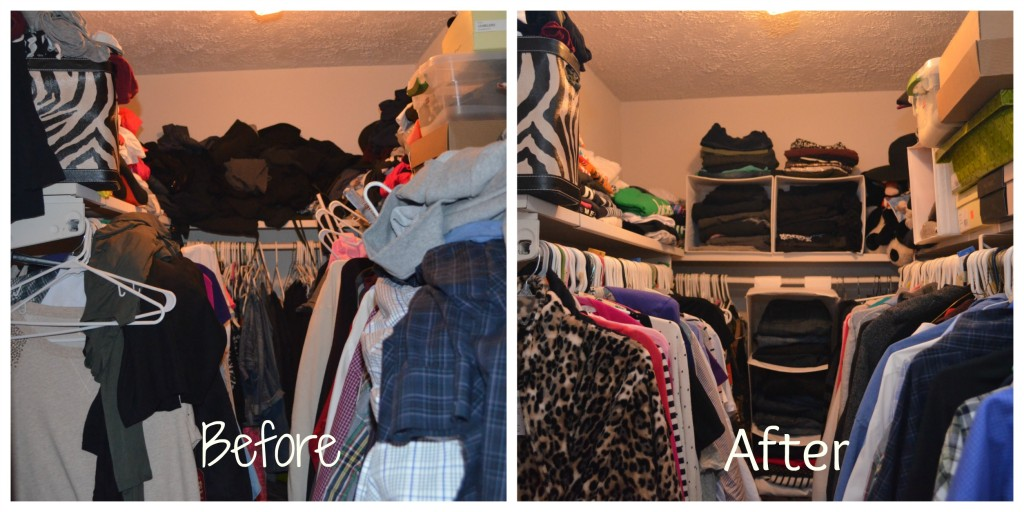 how to clean out your closet, closet cleanse, how to easily clean out your closet, steps to cleaning out your closet