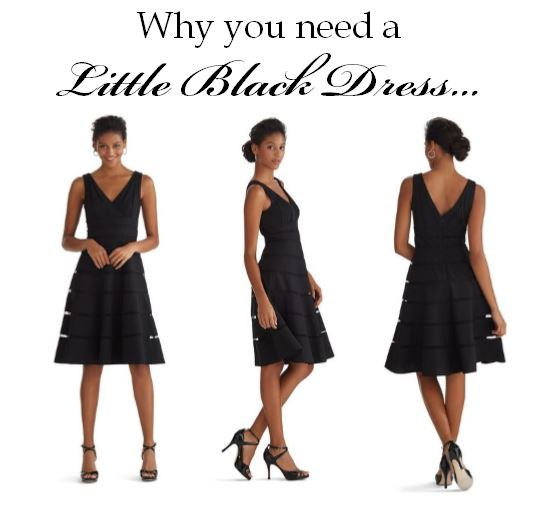 You Need A Little Black Dress You Really Do The Spiff