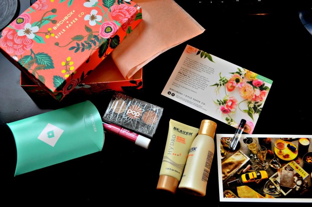 birchbox, beauty box review, beauty box subscription, beauty blog, knoxville beauty blog, beauty product review