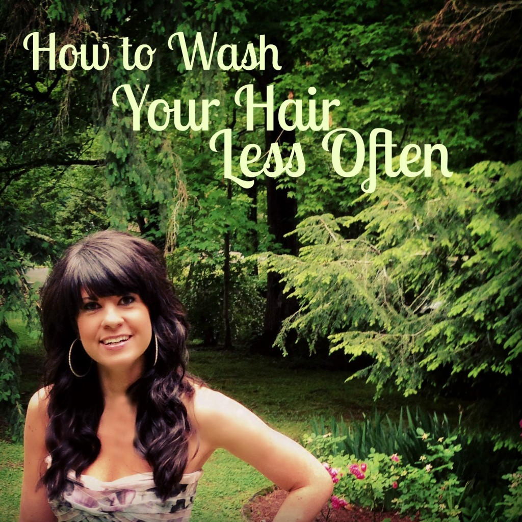 hair, beauty, beauty blog, knoxville beauty blog, hair wash, how to wash your hair less often