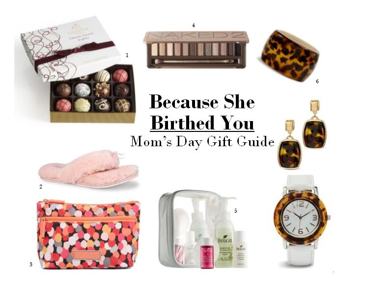mother's day, mother's day gifts, west town mall, beauty blog, what to get mom for mother's day, vera bradley, sephora, chico's, godiva, gift guide, gifts for mom, mother's day