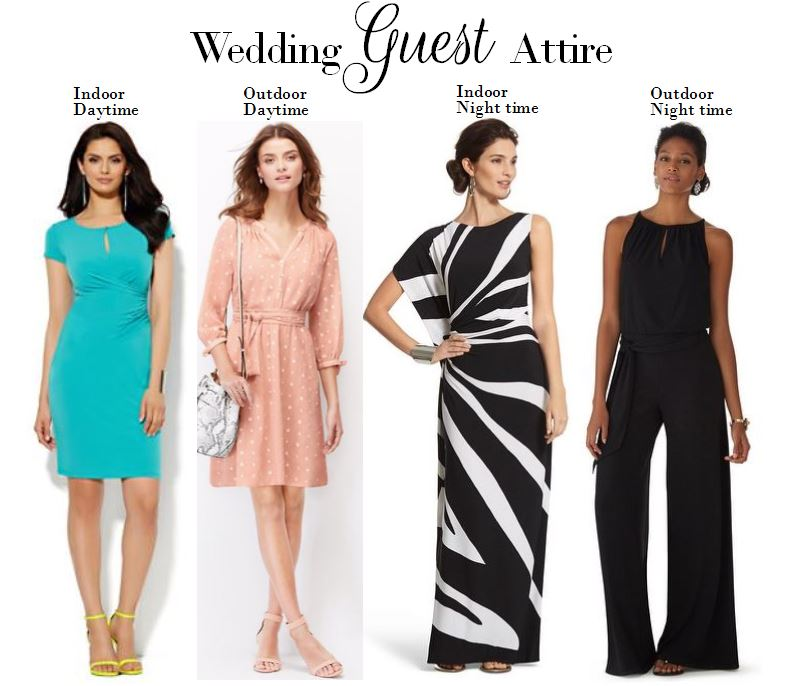 Youre cordially invited to wear this to a wedding the spiff guest attire conundrums white house black market new york and company ann taylor chicos wedding junglespirit Images