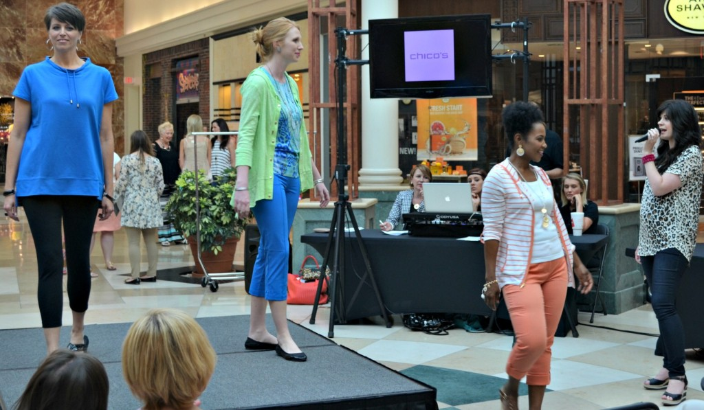 chico's, weekend wear, what to wear on the weekend, west town mall, knoxville fashion, knoxville fashion show