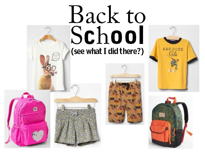 GAP kids, back to school clothes, back to school, kids clothes, gap, west town mall, outfit ideas for back to school