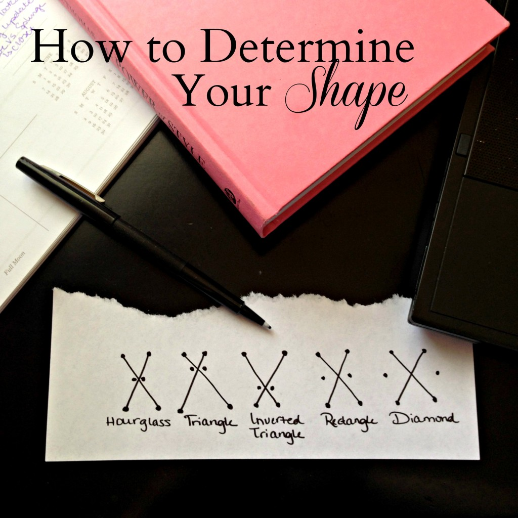 body shape, how to determine your body shape, body type, how to determine your body type, body shapes, body types, your body type and how to dress for it