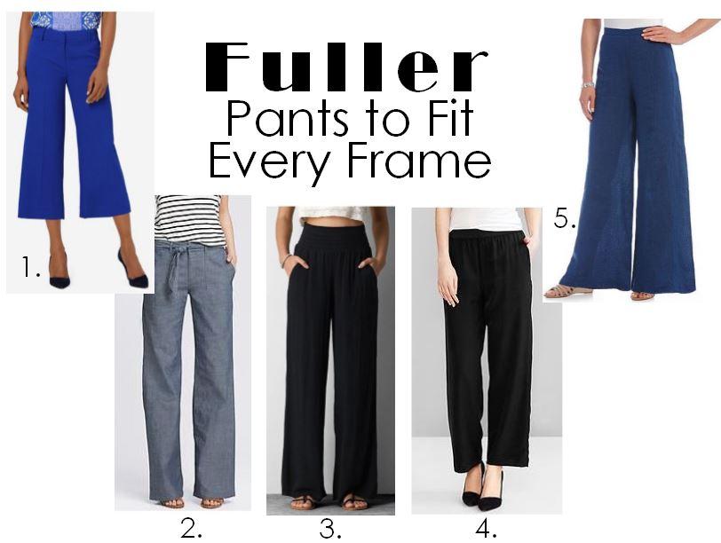 fuller pants, pants, summer pants, west town mall, pants that flatter everyone, pants, gap pants, the limited pants