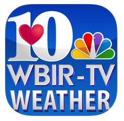 weather app, wbir, fashion blog, apps that help your life, weather, knoxville weather