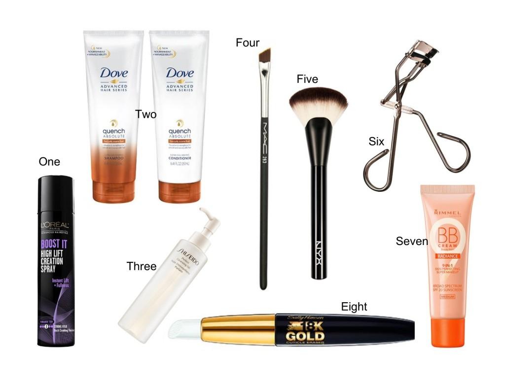 allure, makeup, motd, best of list, best makeup of 2015, beauty blogger, knoxville beauty blogger, dove, best shampoo, best bb cream, bb cream, hair spray, makeup brushes