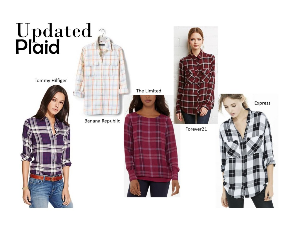plaid, tommy hilfiger, banana republic, the limited, express, forever21, plaid 2015, fashion blogger, knoxville fashion blogger