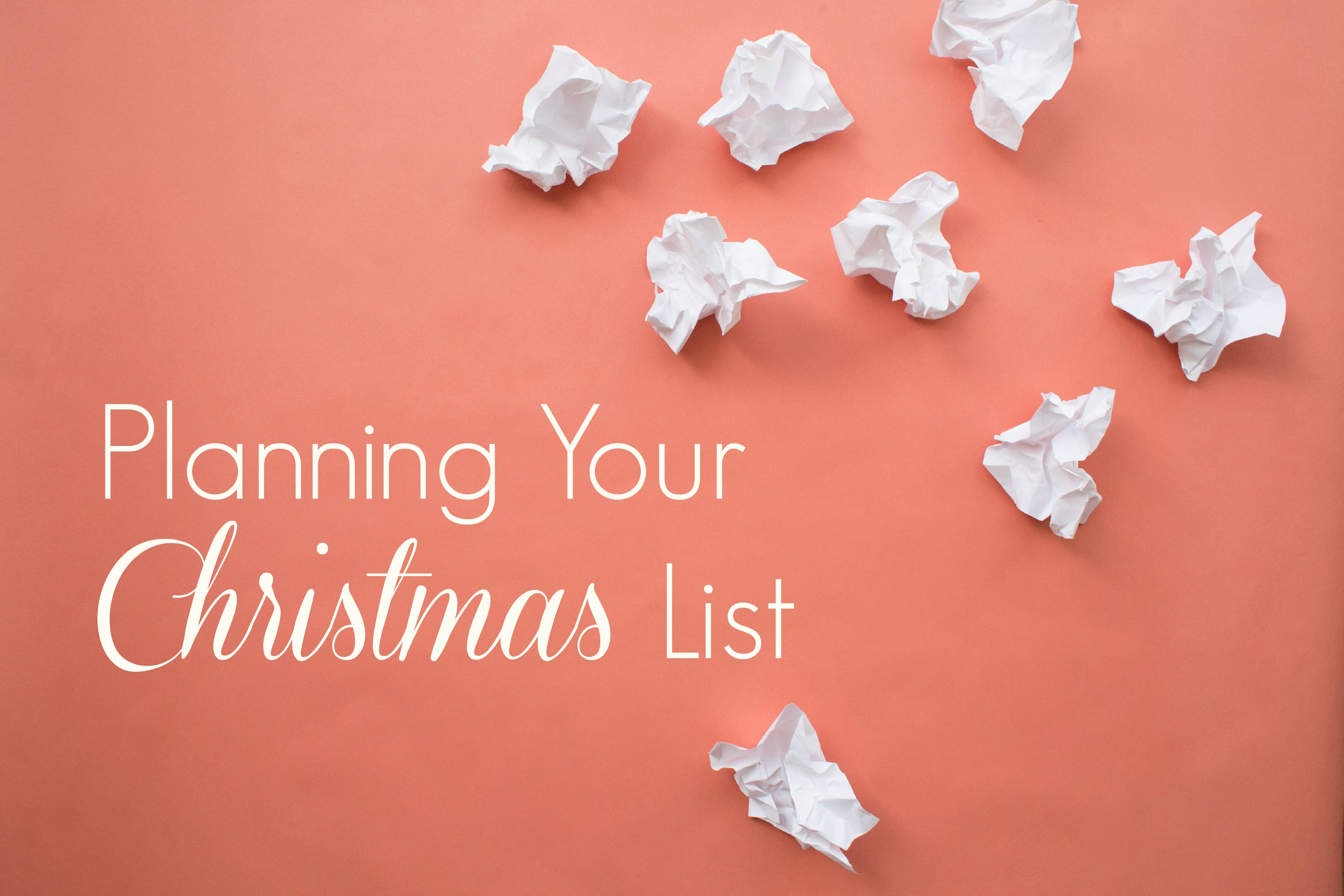 how to make a good christmas list christmas list making how to buy for
