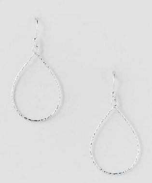francesca collections, earrings from francescas, earrings for an oval face, teardrop earrings,