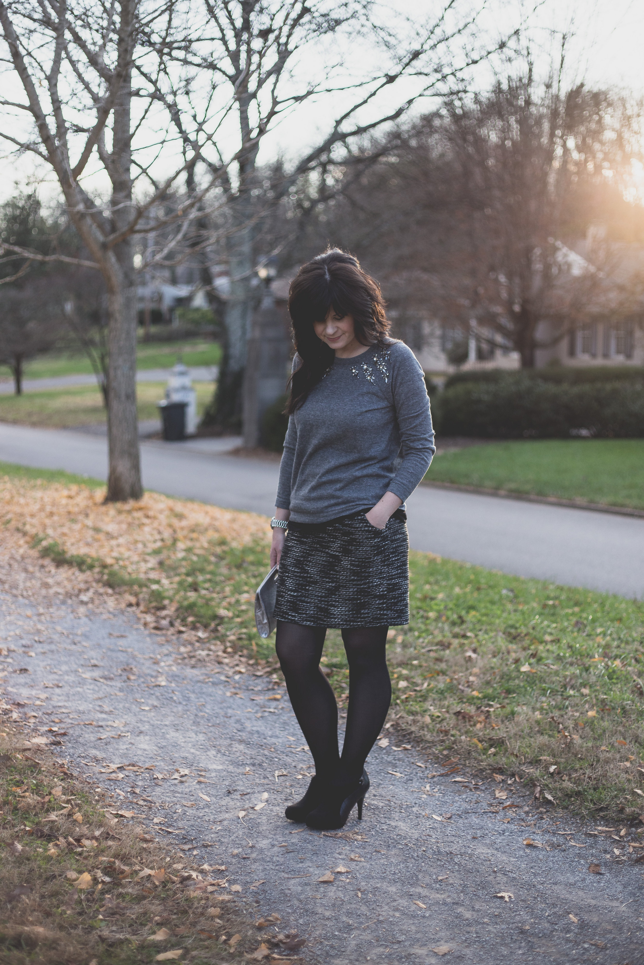 92f227f0b6 One Sweater – Three Outfits Part 2  Business Casual