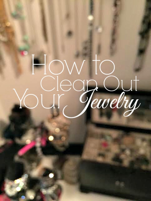 how to clean out your jewelry box, how to organzie your jewelry, knoxville beauty blogger, knoxville fashion blogger