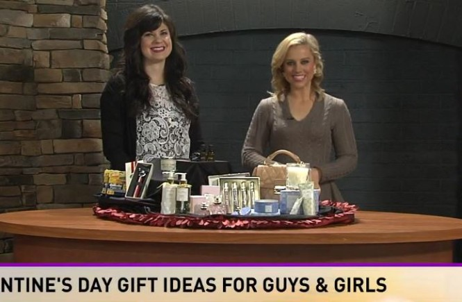 wbir, 10 news this morning, knoxville beauty blogger, knoxville fashion blogger, west town mall, valentine's day gift ideas for guys, valentine's day gift ideas, valentine's day gift ideas for girls