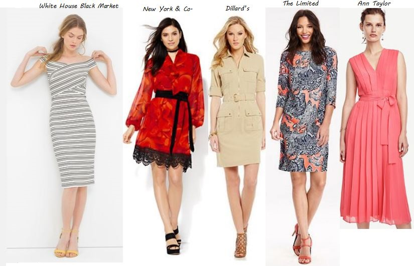 easter dress ideas, spring trends 2016, spring trends, west town mall, dresses for your body type, knoxville fashion blogger, knoxville beauty blogger