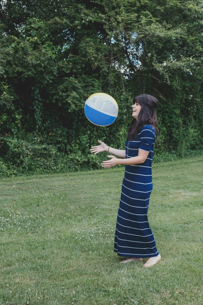 knoxville families magazine, knoxville beauty blogger, knoxville fashion, ootd, summer fashion, knoxville blogger elizabeth ogle, funny fashion blog, striped dress, mom life, mom blog