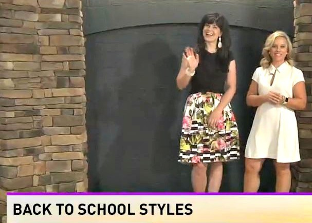 west town mall, knoxville fashion blogger, knoxville beauty blogger, wbir, wbir beauty blogger, knoxville fashion, the limited, back to school styles, west town mall,