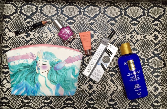 ipsy bag, beauty bag, knoxville beauty blogger, beauty blogger, beauty subscription bag, beauty bag