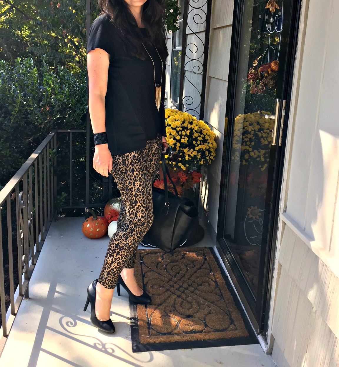 Why Leopard Pants Can Look Good The Spiff