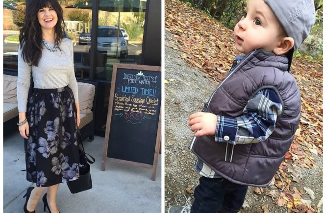 layering for boys, patterned skirt, midi skirt, how to dress toddler boys, boy clothes, mom blog, mom fashion, little boy fashion