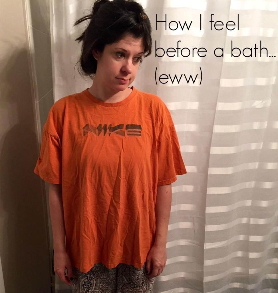 pink detox, pink detox bath salts, bath salts, beauty blogger, beauty blogger elizabeth ogle, beauty product review, bath, beauty bath