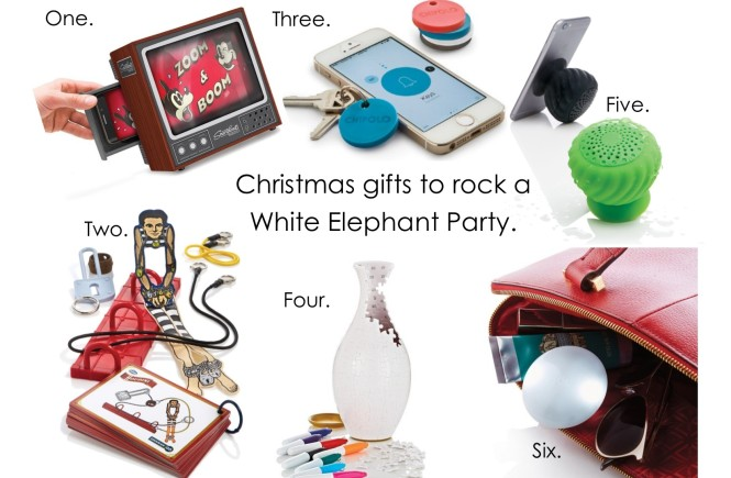 white elephant gifts, christmas gifts, christmas gift ideas, mori luggage and gifts, mori luggage, west town mall, west town mall style consultant