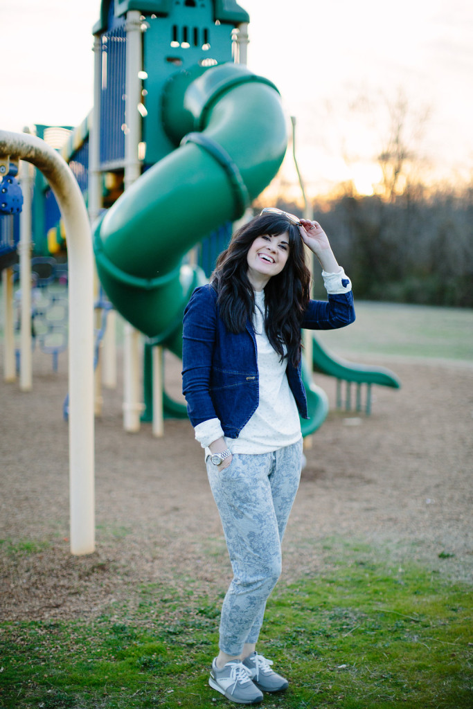 playground fashion, mom blog, mom style, playground style, knoxville fashion