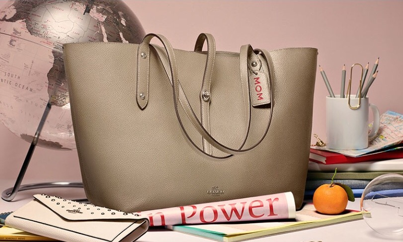 mother's day gift ideas, west town mall, what to get your mom for mother's day, knoxville mall, coach bag, coach sale, beauty blogger, 10news this morning, mom life, mom bag