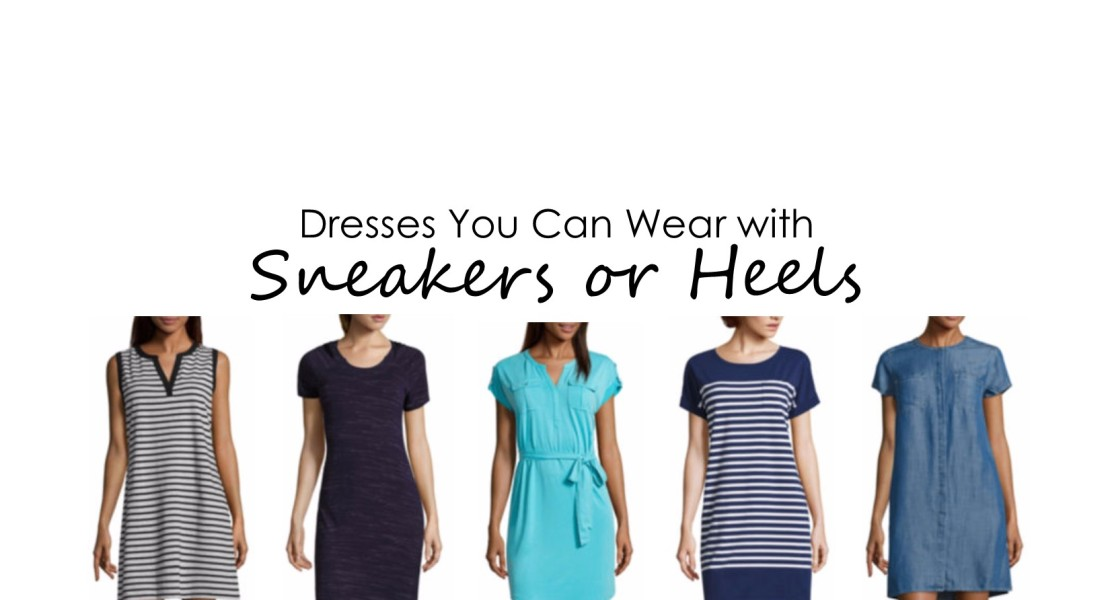 jcp dresses, west town mall, shop west town mall, dresses for summer, dresses to wear with heels or sneakers, casual style, casual dresses