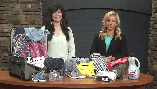packing tips for kids, gap kids clothes, tips for packing toddlers, tips for packing kids clothes, packing for kids, traveling with kids, west town mall, gap kids west town mall, knoxville beauty blogger, fox43 news, ten news this morning