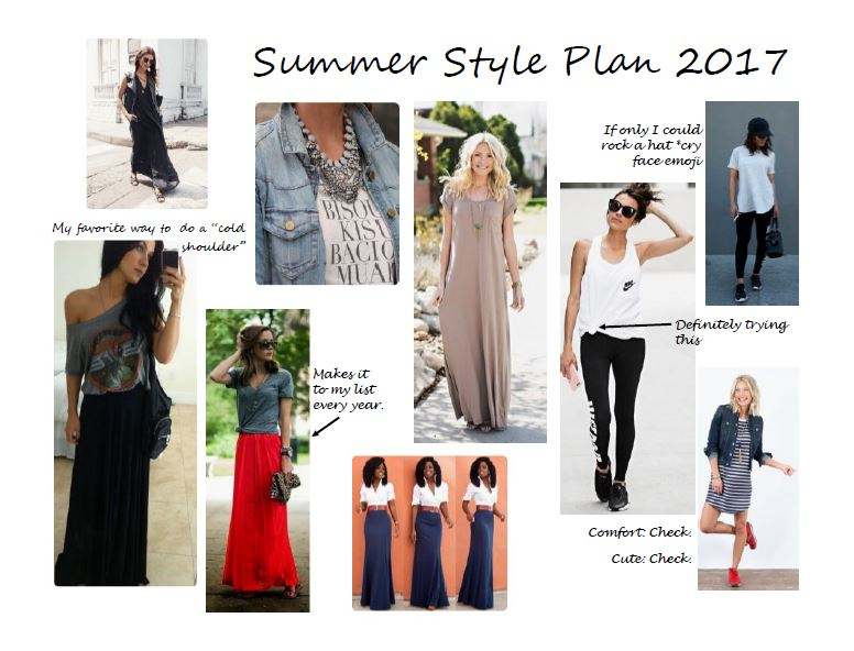 summer style plan, summer style, knoxville fashion, what to wear this summer, how to dress better, how to have great style, summer style, style consultant for west town mall, elizabeth ogle