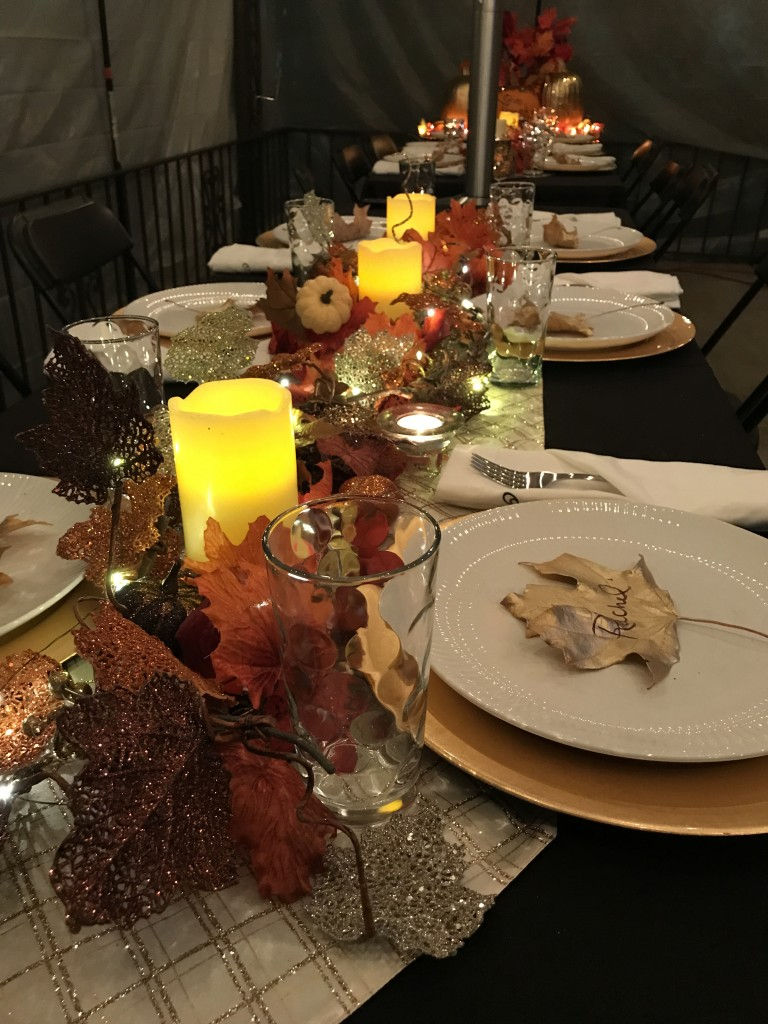 friendsgiving, thanksgiving decor, table decorations for fall