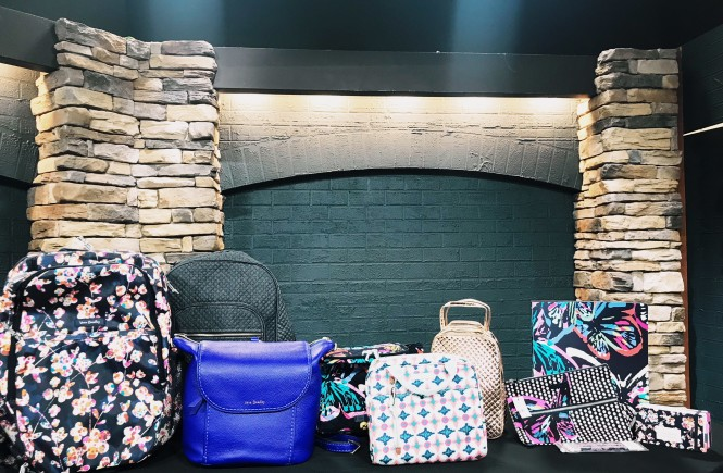 vera bradley bags, vera bradley backpacks, cool backpacks, back to school bags, backpacks for adults, cute backpacks, west town mall, west town mall backpacks, ten news this morning, knoxville blogger