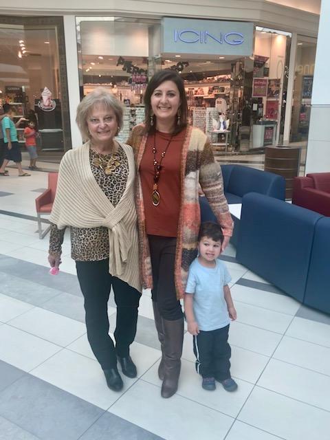 chicos, west town mall chicos, west town mall fashion show, knoxville fashion, knoxville fashion blogger