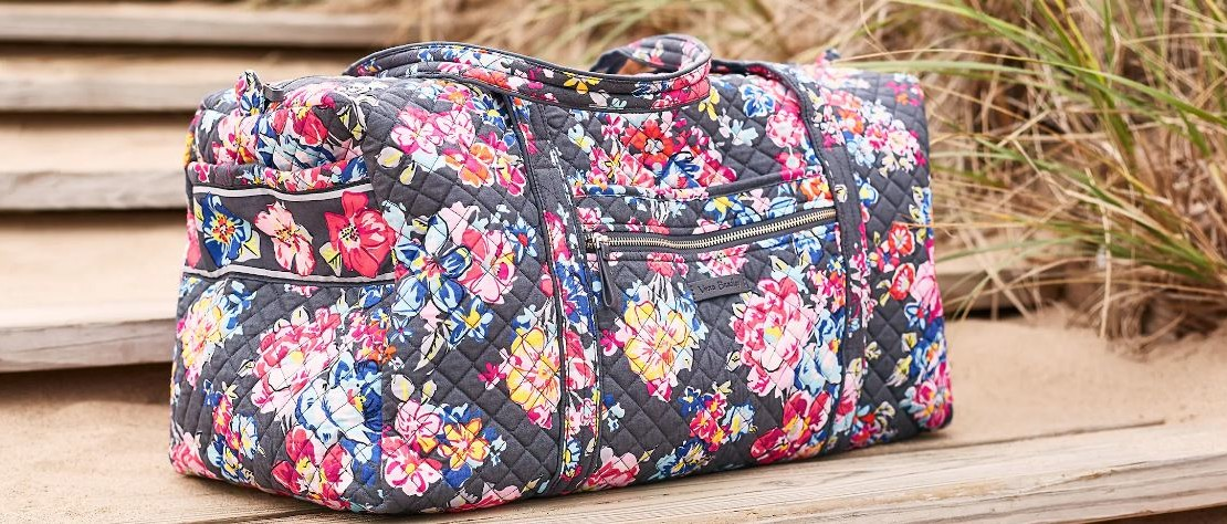 vera bradley, west town mall, travel bags, knoxville blogger, style consultant west town mall, elizabeth ogle