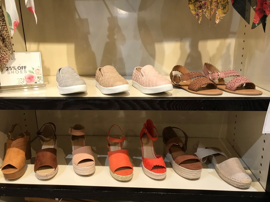 fiore boutique, local boutique, knoxville boutique, where to go in west town mall, west town mall shopping