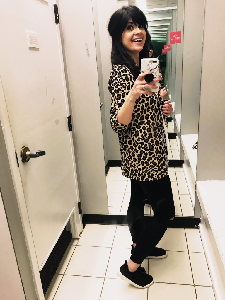 jcp, jcpenney, west town mall, west town mall jcpenney, what to wear at jcpenney, what to buy at jcpenney, knoxvlile jcpenney, knoxville fashion blogger, west town mall blog, animal print outfit, animal print blazer, jcp try on