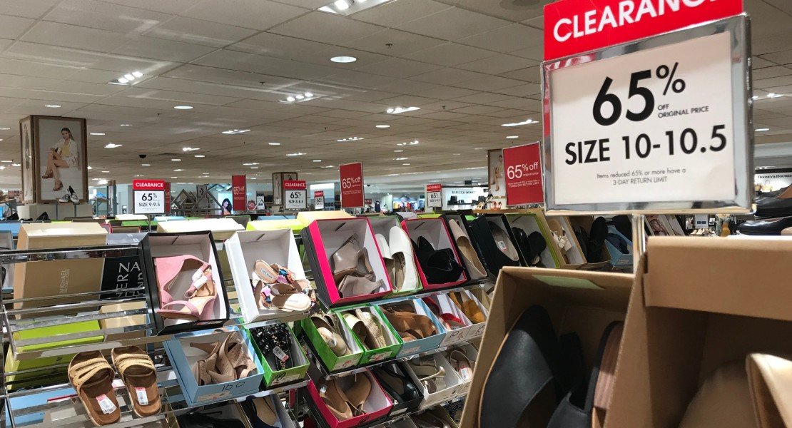 west town mall, dillards in knoxville, dillards in west town mall, summer sales in knoxville, where to buy shoes in knoxville, knoxville fashion blogger, ten news this morning, elizabeth ogle