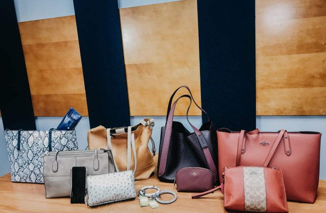 coach bags, coach west town mall, bliss west town mall, ten news this morning, how to pack a purse, how to pack a diaper bag, west town mall, fox43 beauty segment, fox43 fashion segment, knoxville fashion